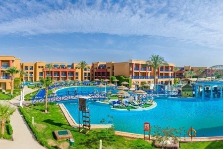 Egypt, Hurghada na 8 dní za 608 EUR