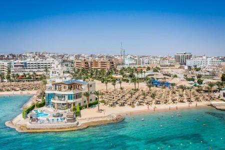Egypt, Hurghada na 8 dní za 528 EUR