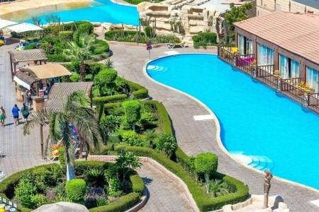 Egypt, Hurghada na 15 dní za 578 EUR