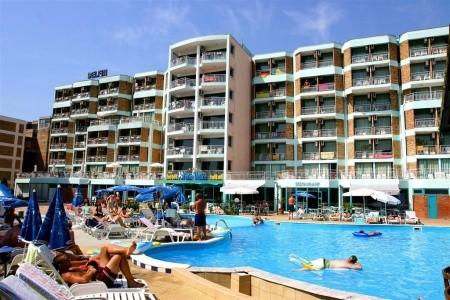 Bulharsko, Slnečné Pobrežie o prázdninách na 12 dní za 700 EUR – first minute