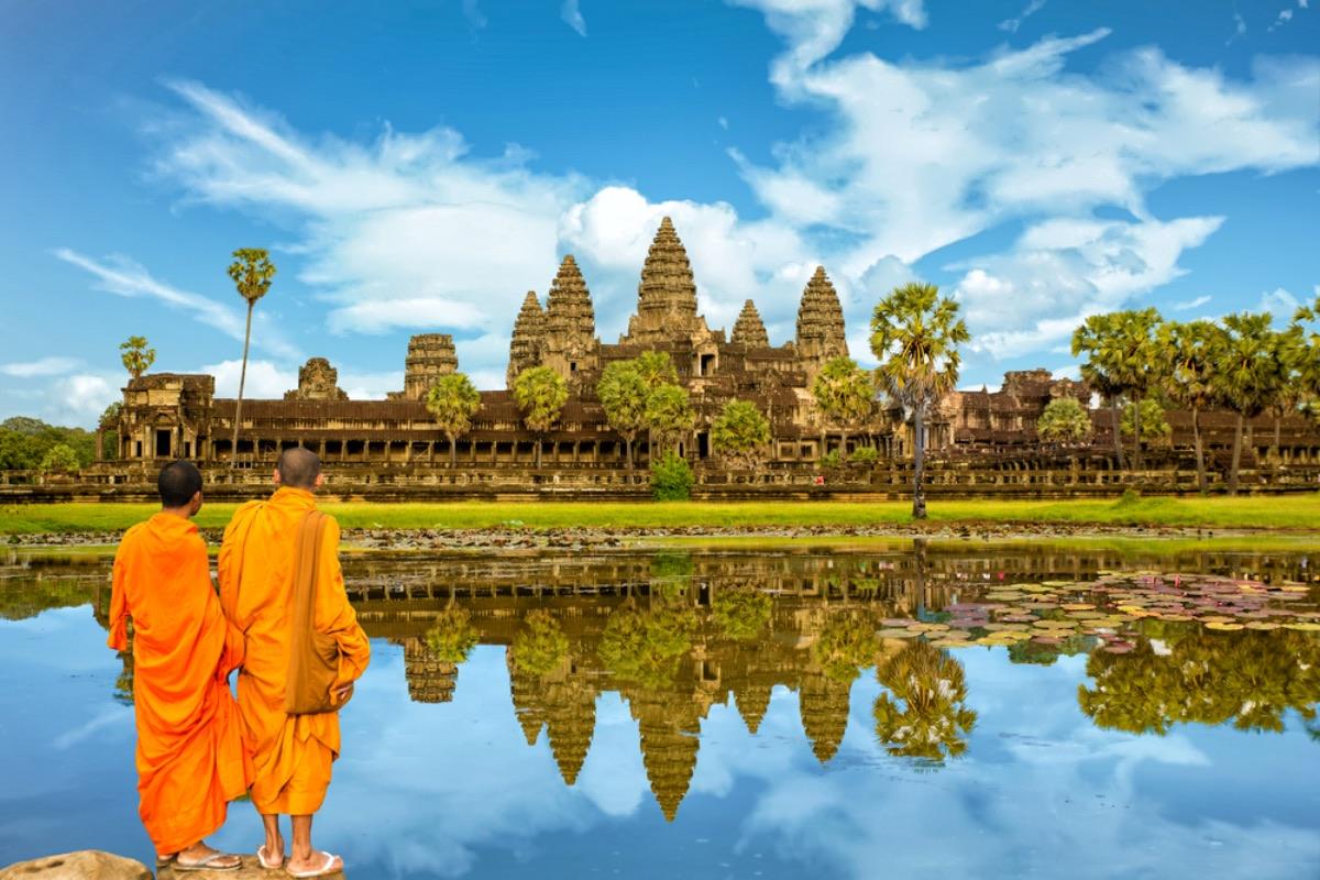 Cesta okolo Kambodže za 14 dní. Čo všetko sa dá stihnúť za túto dobu?